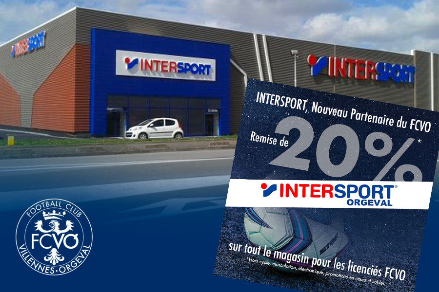 Promotion Intersport FCVO