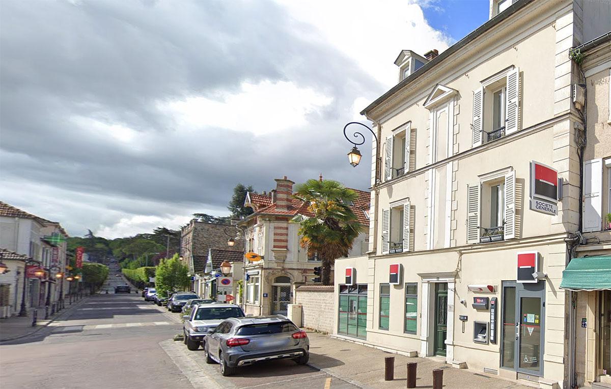 Agence Société Générale de Villennes sur Seine, Partenaire du FCVO