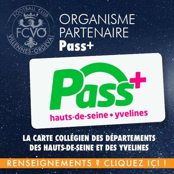 Le Pass + est un dispositif des Départements des Hauts-de-Seine et des Yvelines