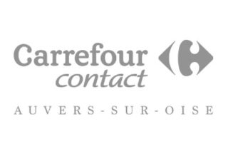 Carrefour Contact, Auvers-sur-Oise